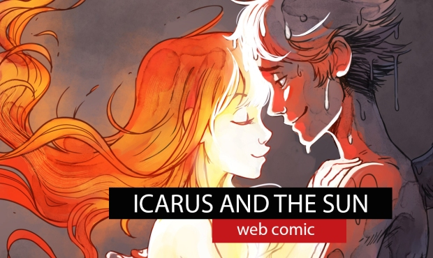 capa icarus and the sun